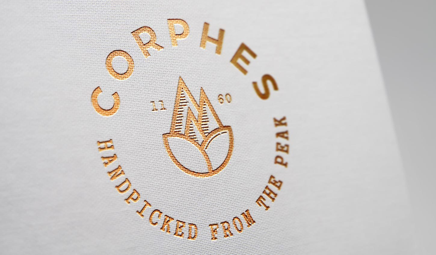 Corphes Logo – Luminous Design Group
